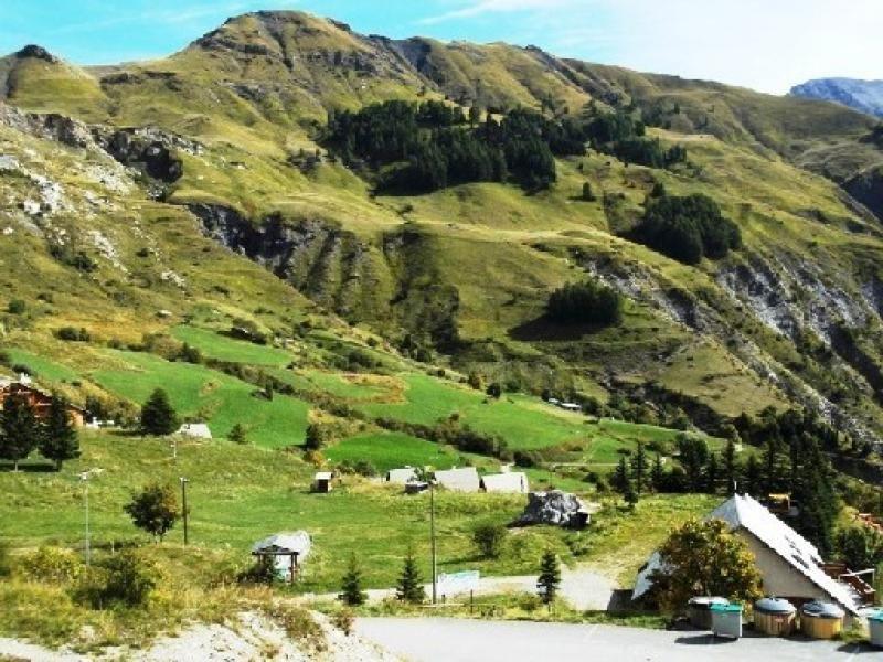 DEUX PIECES - Résidence BALCONS DU SOLEIL à Orcières Merlette - Alpes du Sud, location de vacances à Orcières