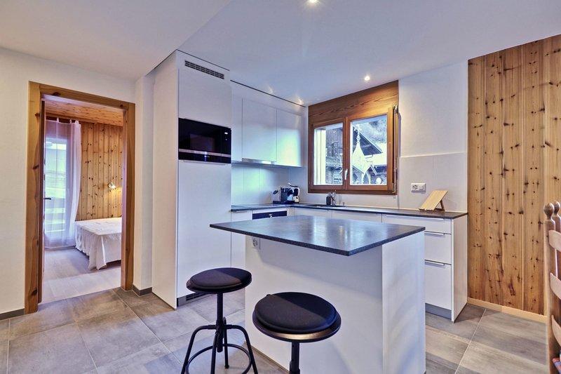 Charmant appartement entièrement équipé à Champéry, casa vacanza a Champery