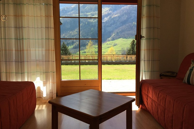 Vacation apartment for 6 in 'Les Naturelles', vacation rental in Leukerbad