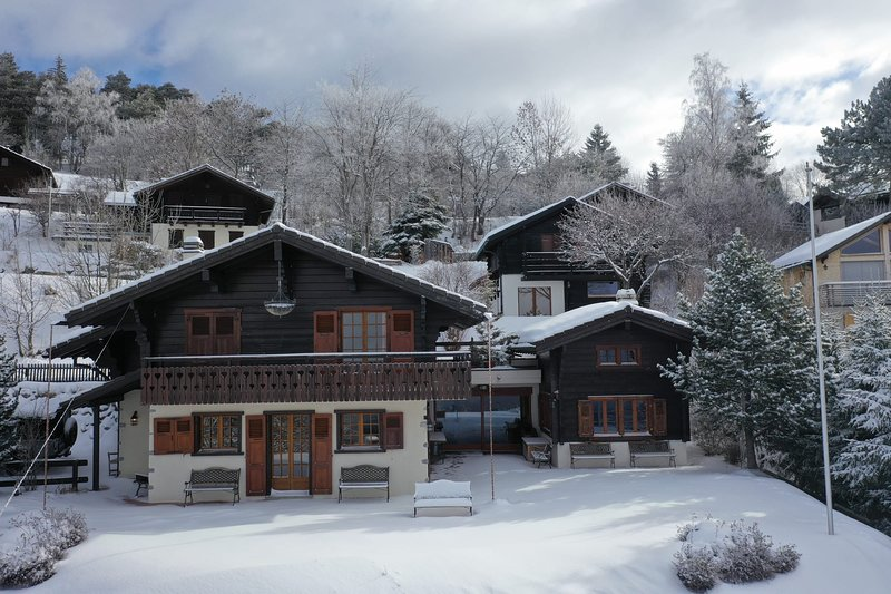 ★ Mi Sueño – Beautiful chalet in the ♥ of Valais, holiday rental in Granges