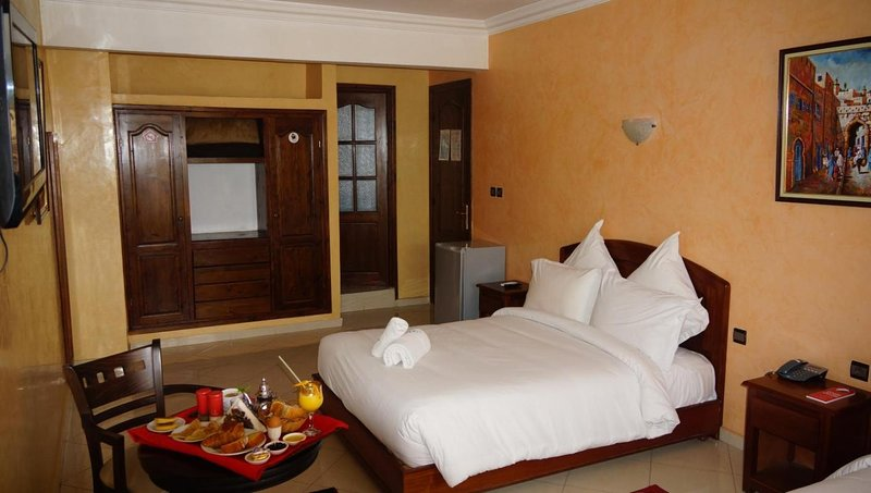 Cosy room for 3 persons in the Hotel Riad Asfi, holiday rental in Safi