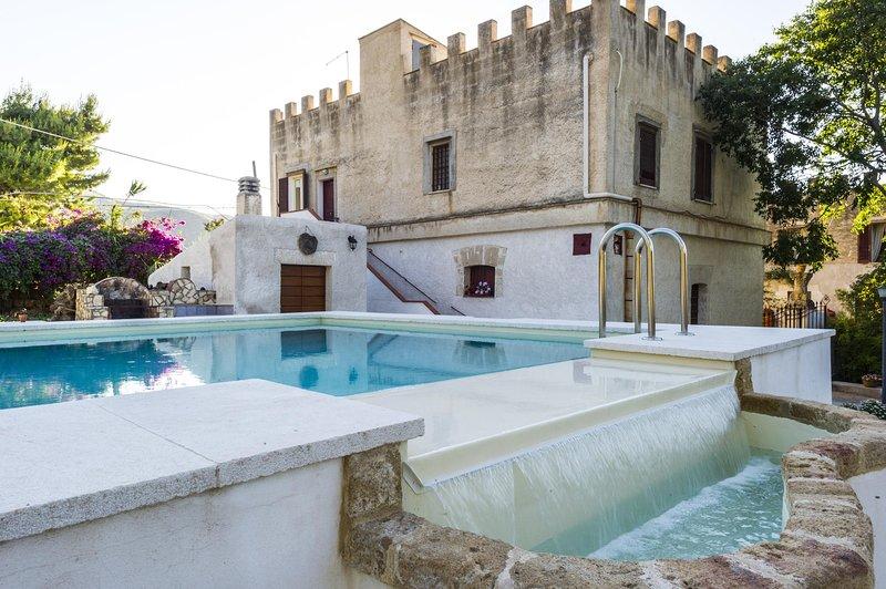 Villa Armonia - Sant'Andrea Bonagia, vacation rental in Tonnara di Bonagia