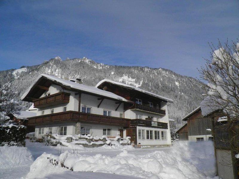 Alpenhof im Winter