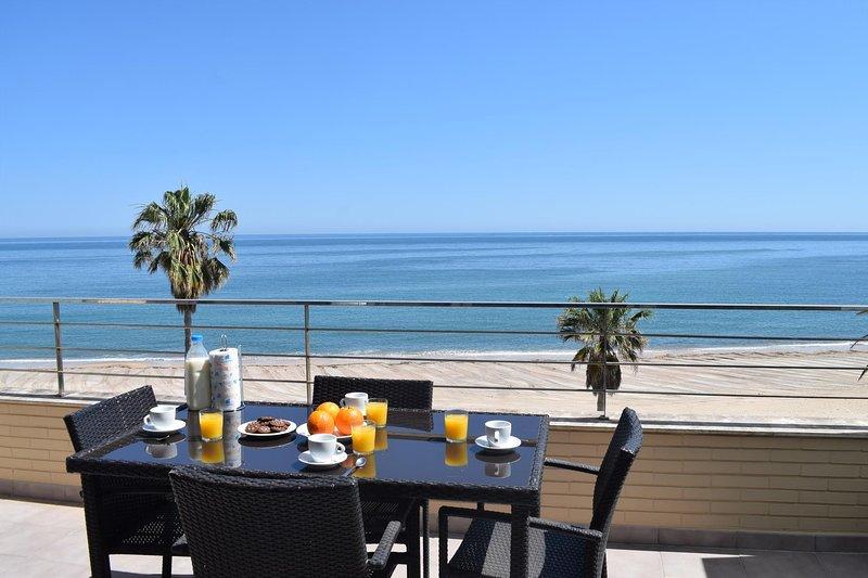 Atico Riu Bolulla Marenia AT1101, holiday rental in Els Poblets