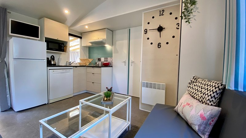 BUNGALOW LUXE CLIMATISÉ 6pers., vacation rental in Puget-sur-Argens