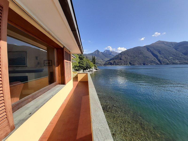Villa del Pescatore, casa vacanza a Rezzonico