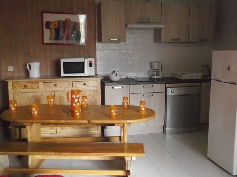 Deux pièces cabine résidence ROND POINT DES PISTES centre station à Orcières, location de vacances à Orcières