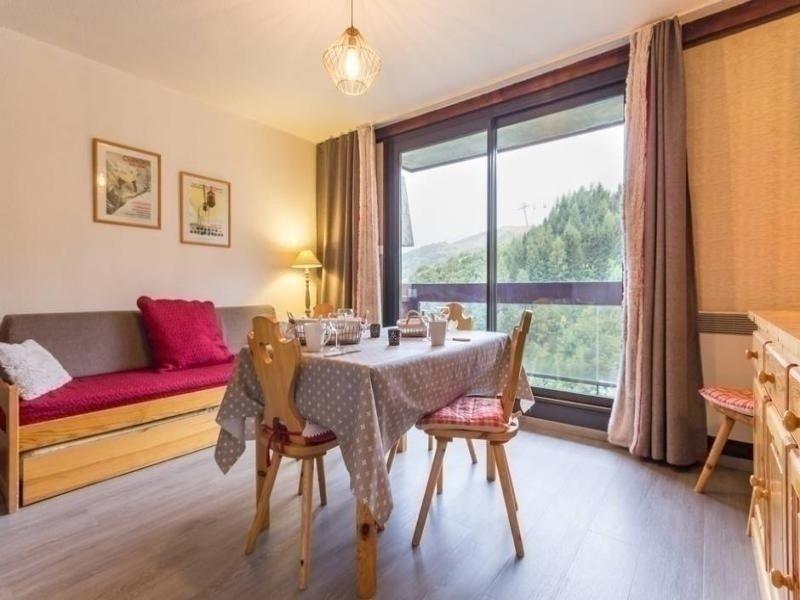 BEAU STUDIO ALCOVE DE 31 M² AVEC TRES BELLE VUE, holiday rental in Le Corbier