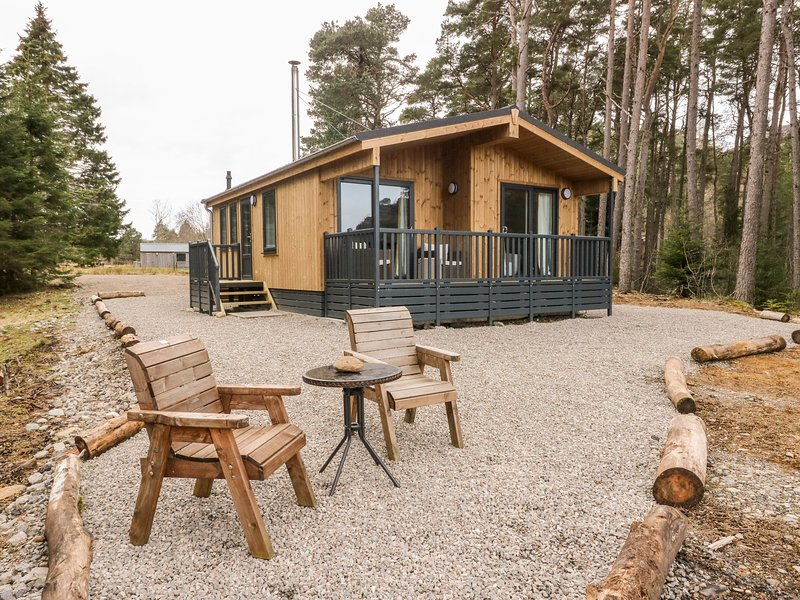 Feagour Lodge, Newtonmore, vacation rental in Dalwhinnie