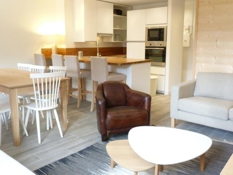 Appartement 4 pièces entièrement rénové pour 8 personnes au coeur de la station, holiday rental in Peisey-Vallandry