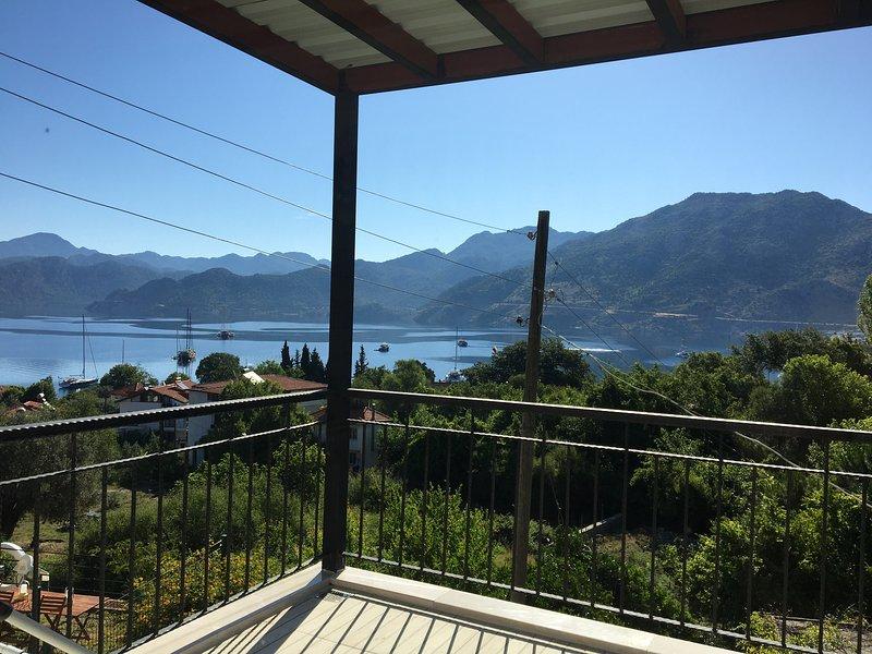 Mavinin yeşilin ve huzurun tüm tonları cennetten bir köşe, holiday rental in Sogut
