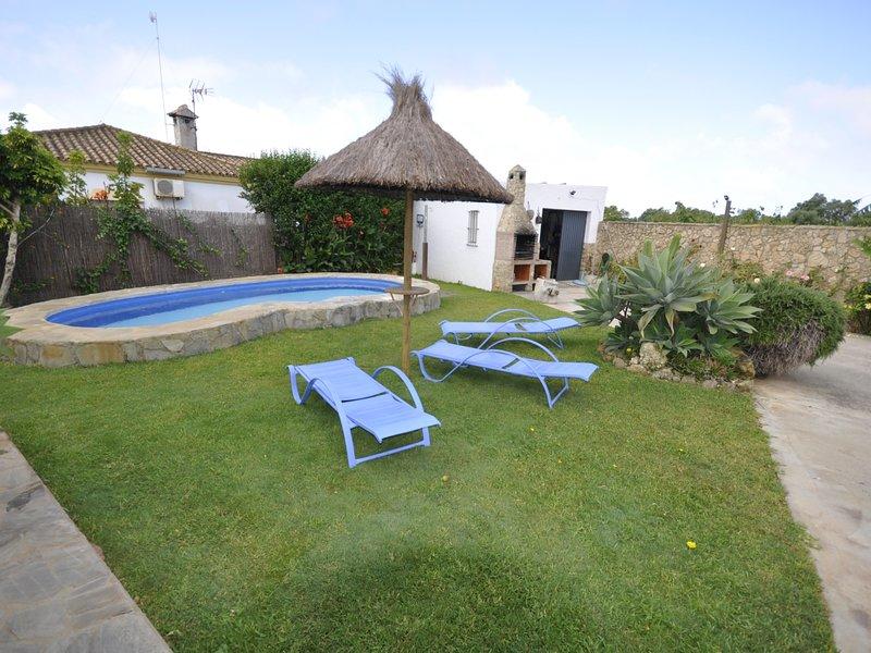 Villa with private pool Roche only families – semesterbostad i Fuente del Gallo