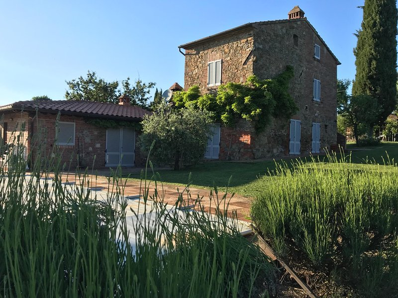 La Bacaia, vacation rental in Cesa