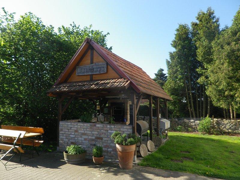 Zum Sudhaus im Herzen der Schorfheide, location de vacances à Schmargendorf