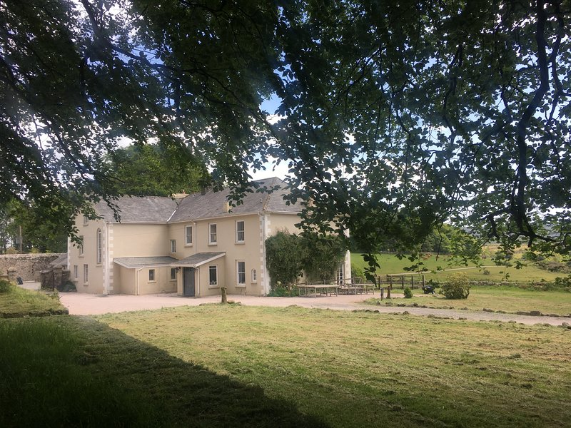 Prince Hall Country House, vacation rental in Holne