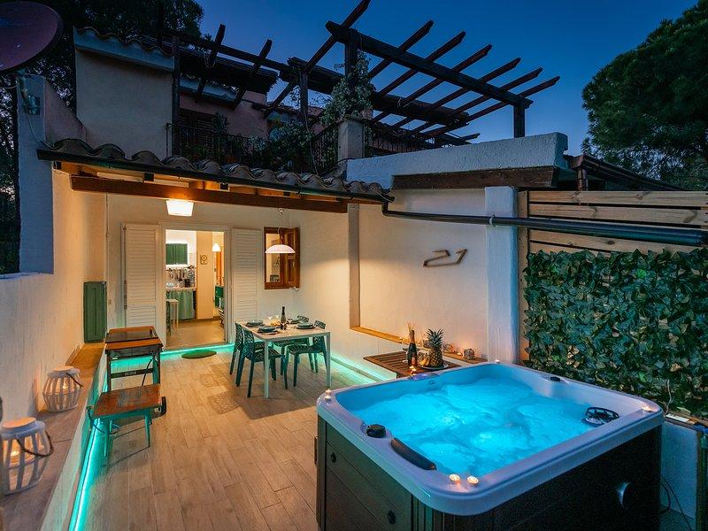 Sardinia SPA Apartment, holiday rental in Terra Mala