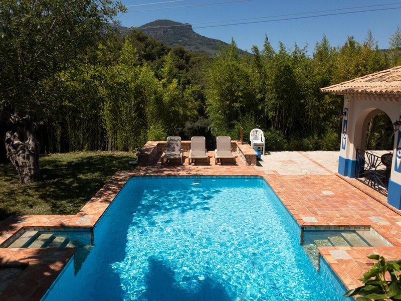 Villa Sebastiana, Soller, holiday rental in Sa Calobra