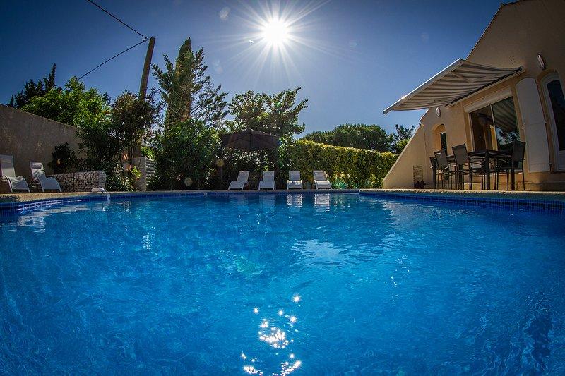 Location de Chambres d'Hôtes, holiday rental in Florensac