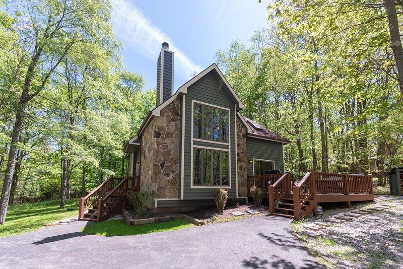 Fireside Lodge, vacation rental in Deer Park