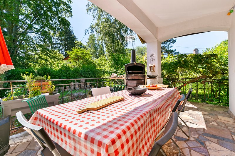 Amazing chalet with terrace & Wifi, holiday rental in Oberhaslach