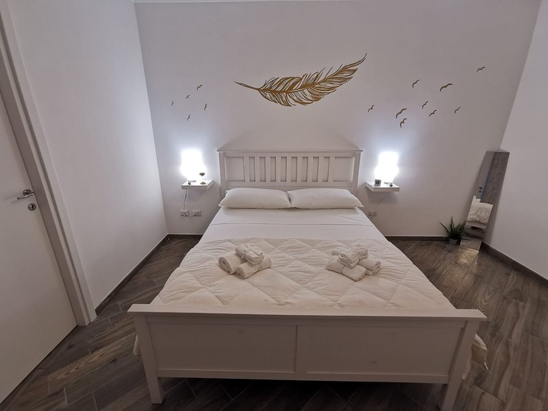Sea Fly Guest House Room Fly, holiday rental in Fiumicino