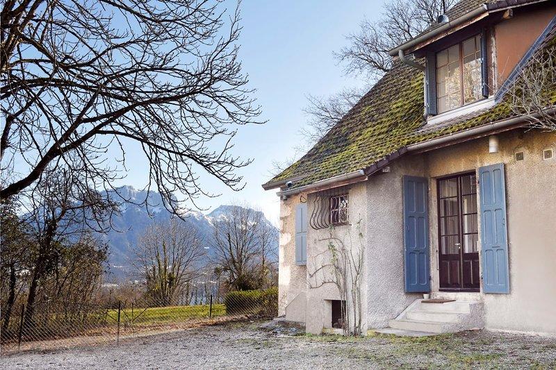 La Grange de Jean - 3 chambres avec jardin à 300m du Lac d'Annecy, location de vacances à Sevrier