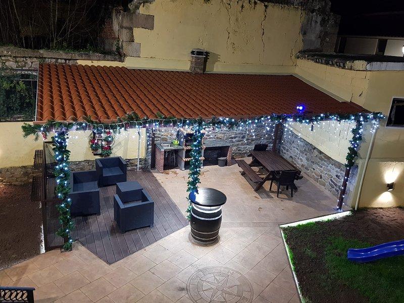 CASA RURAL TOÑO EL ALGUACIL, location de vacances à Espinosa de los Monteros
