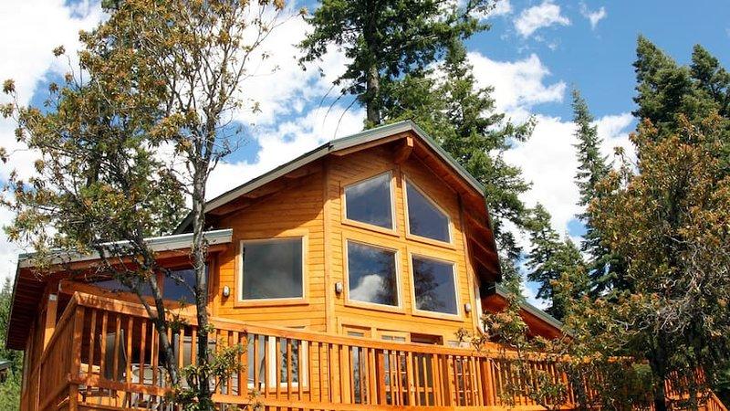 Parsnip Lakes Cabin