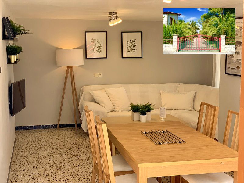 Apartamentos Caspe - 4 personas, holiday rental in Fabara