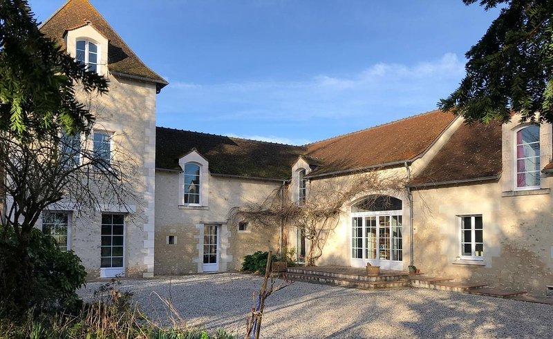 Chambres d'hôtes Beauval, location de vacances à Écueillé