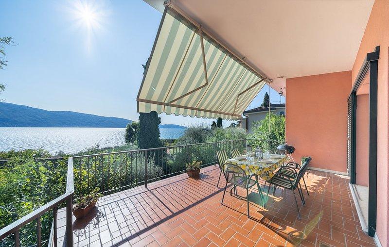 La Terrazza sul lago, vacation rental in Liano - Formaga