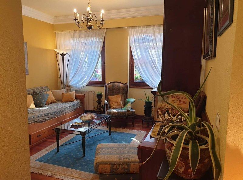 piso noble en bilbao, aluguéis de temporada em Derio