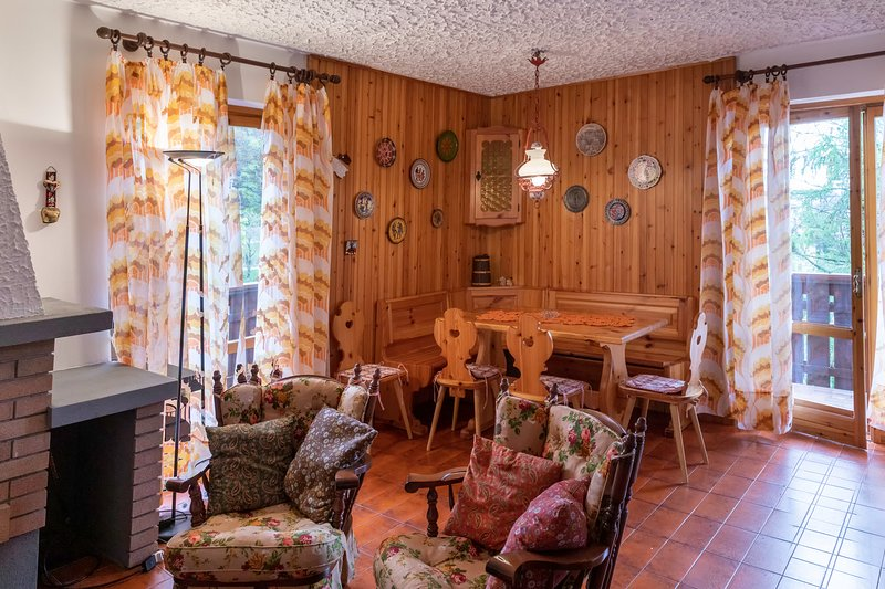 Appartamento 'Le Betulle', holiday rental in Velo d'astico