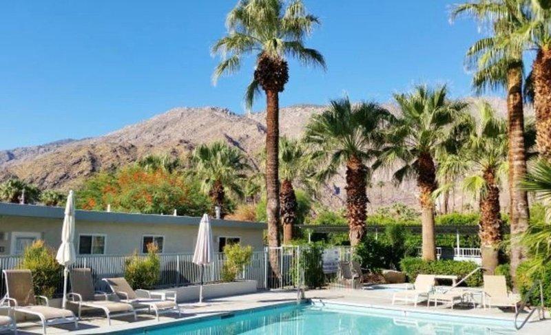 Old Las Palmas Retreat near downtown, holiday rental in Palm Springs