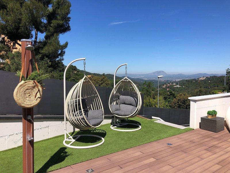 Luxury Villa in Barcelona, vacation rental in Barcelona