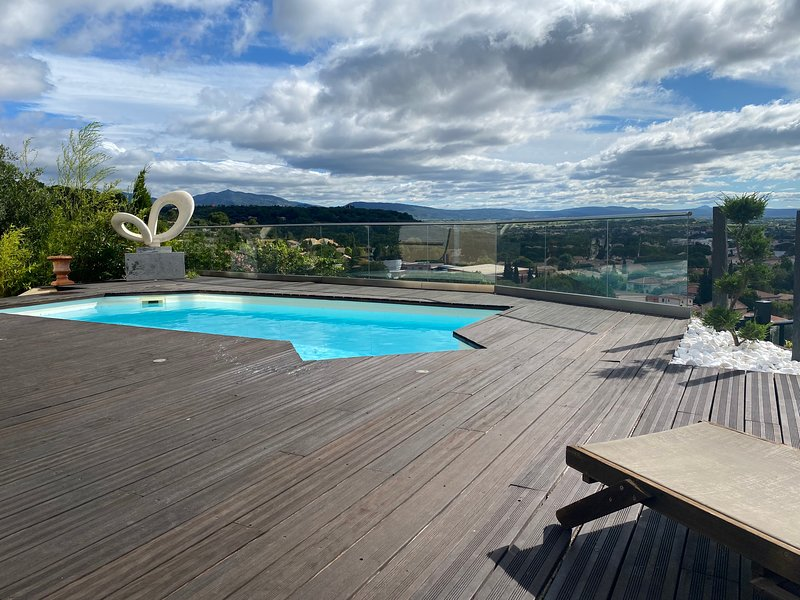 Un vrai havre de paix, holiday rental in Clermont l'Herault