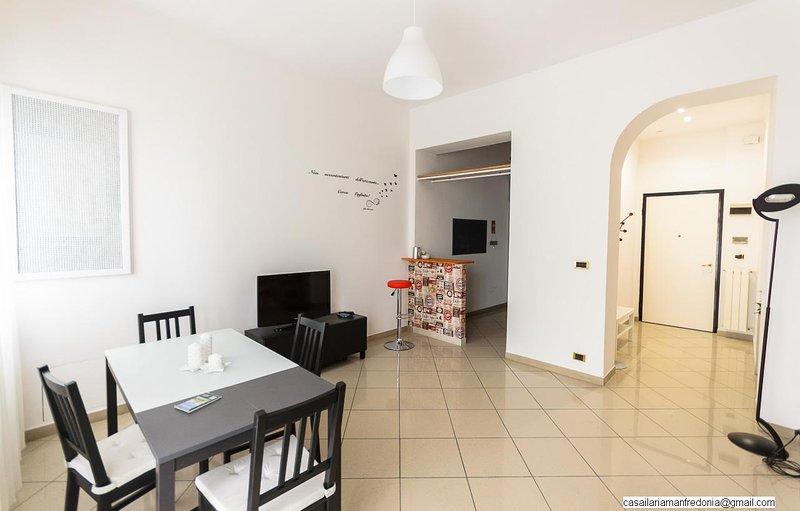 casa ilaria manfredonia – semesterbostad i Manfredonia