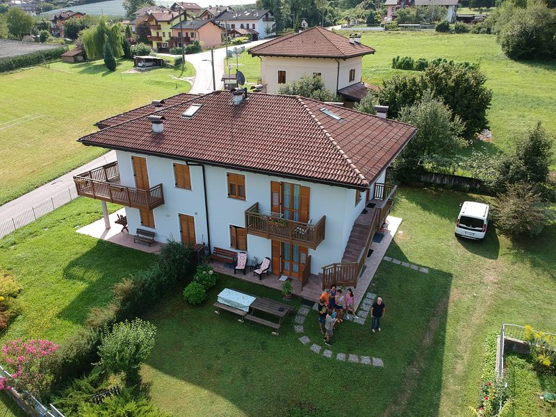 Apartment Villa Irma, holiday rental in Roncegno Terme