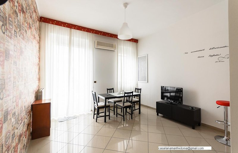casa ilaria manfredonia, vacation rental in Manfredonia