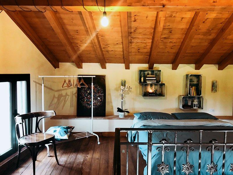 Mandorlo dell'Etna Sicilian Cottage, location de vacances à Piedimonte Etneo