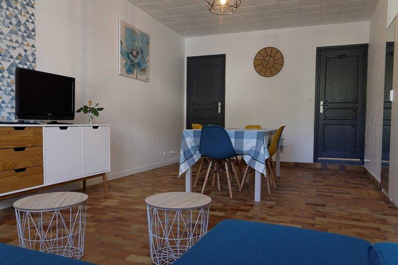Villa Jean Julien - Le Sancy - Appartement T3 de 65 m2 pour 8 personnes, alquiler vacacional en Orcival