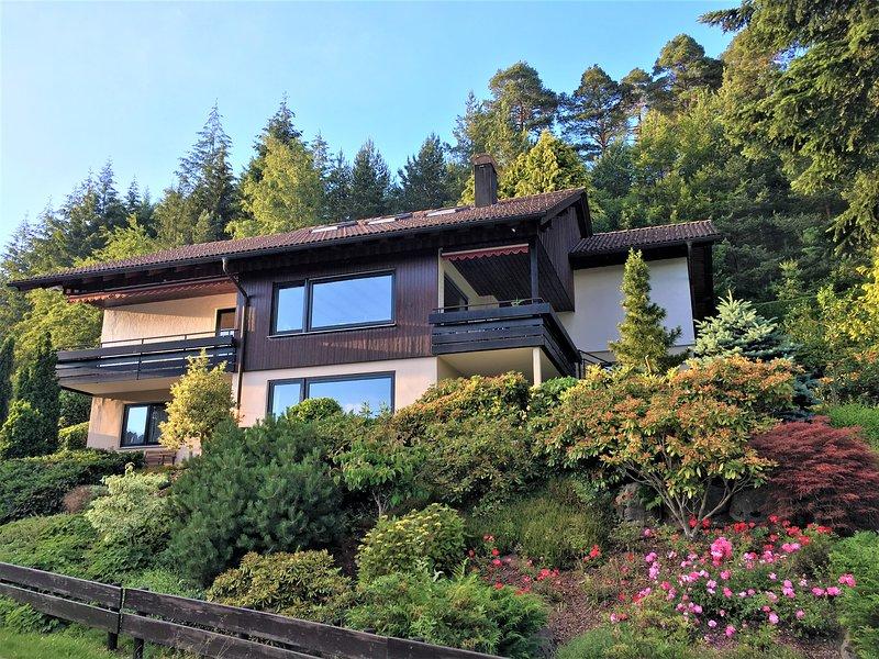 Beautiful Apartment in fresh Black-Forest Air, aluguéis de temporada em Kniebis