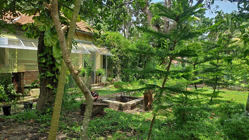 The Village Home Stay Of Kootungal Sadanand House, alquiler de vacaciones en Nedumudi