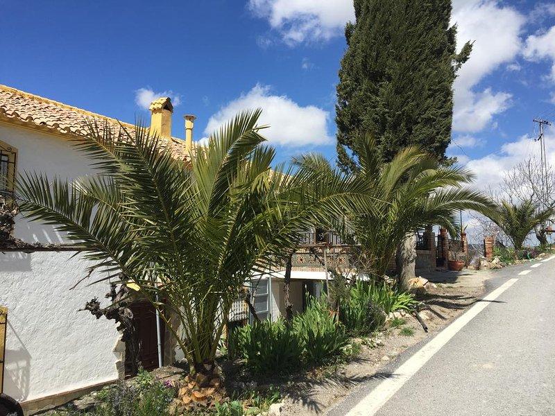 Cortijo La Huerta, holiday rental in Almedinilla