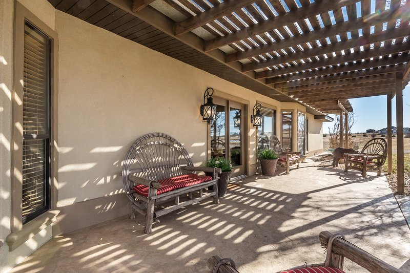 The Goodnight Lodge, holiday rental in Amarillo