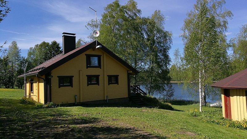 Kaijonselka Cottages Kaita, location de vacances à Aatola