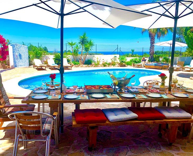 Oasis ideal! Relax,deporte,naturaleza en Secrets Rural House., alquiler de vacaciones en Jávea