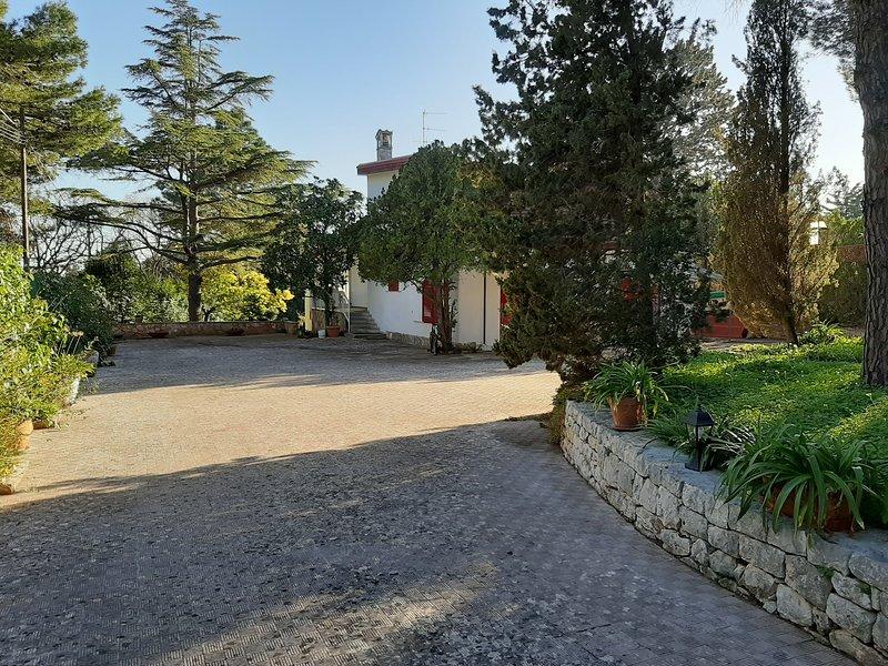 Country Home Agapanthus - Villa di campagna, holiday rental in Cozzana