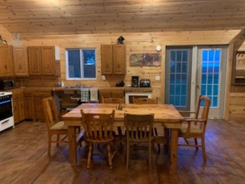 Unique Cabin #2, vacation rental in Manitoba