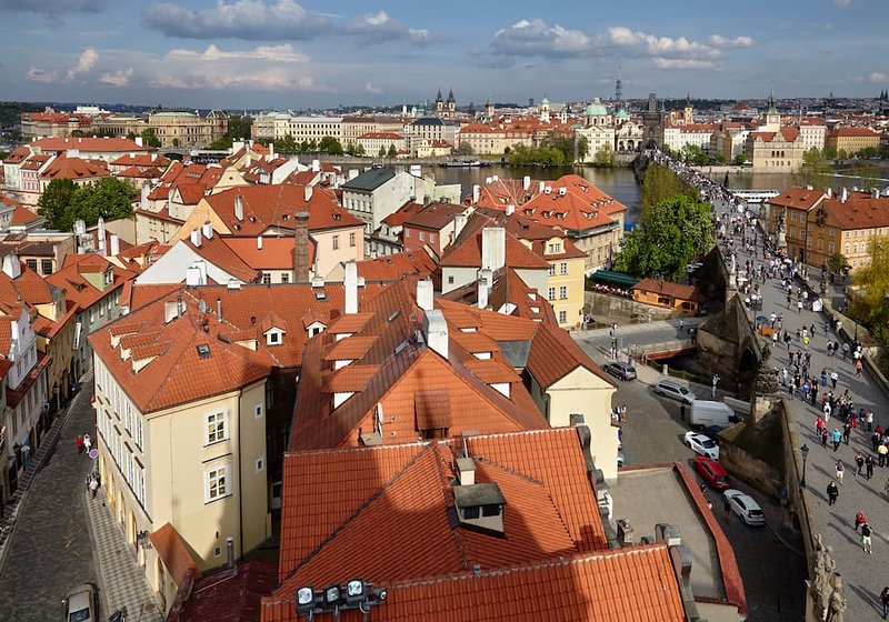 Location - 2 minutes from Charles Bridge